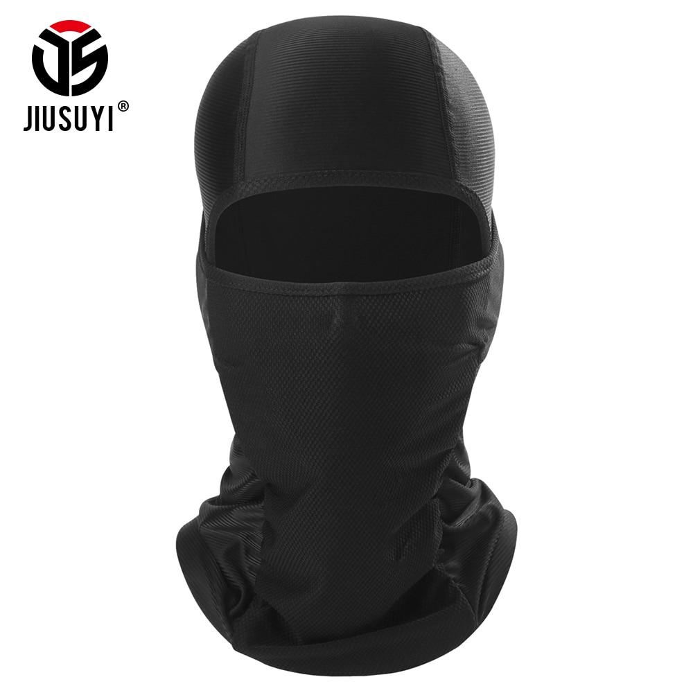 2019 Black Military Balaclava Cap Full Face Mask Hat Face Hood Face Shield Masks Bicycle Helmet Liner Skullies Beanies Men Women