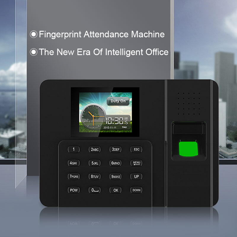 Eseye Biometric Fingerprint Attendance System TCP/IP USB Fingerprint Time Attendance Reader Time Clock Office Employee Device k14 zk biometric fingerprint time attendance system with tcp ip rfid card fingerprint time recorder time clock free shipping