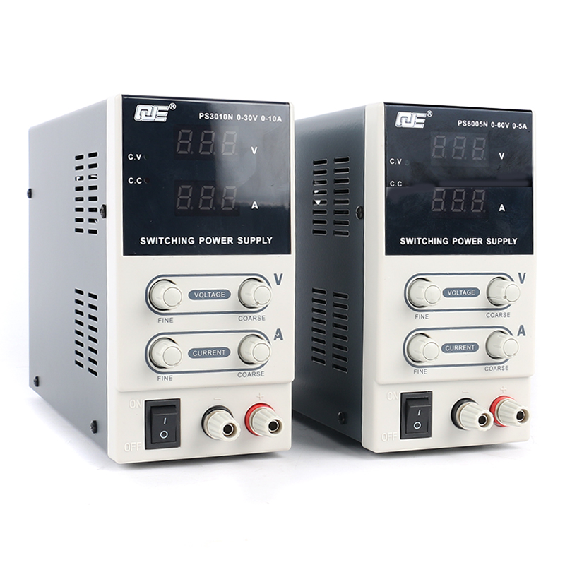 Digital Adjustable DC Power Supply Laboratory Phone Switching Power Supply 30V 60V 10A 5A For Battery