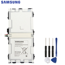 Samsung Original EB-BT800FBE Battery For Samsung GALAXY Tab S 10.5 T800 T801 T807 SM-T805c Replacement Tablet Battery 7900mAh samsung original replacement battery eb bw700abe for galaxy tabpro s sm w708 sm w700n tab pro s authentic tablet battery 5200mah