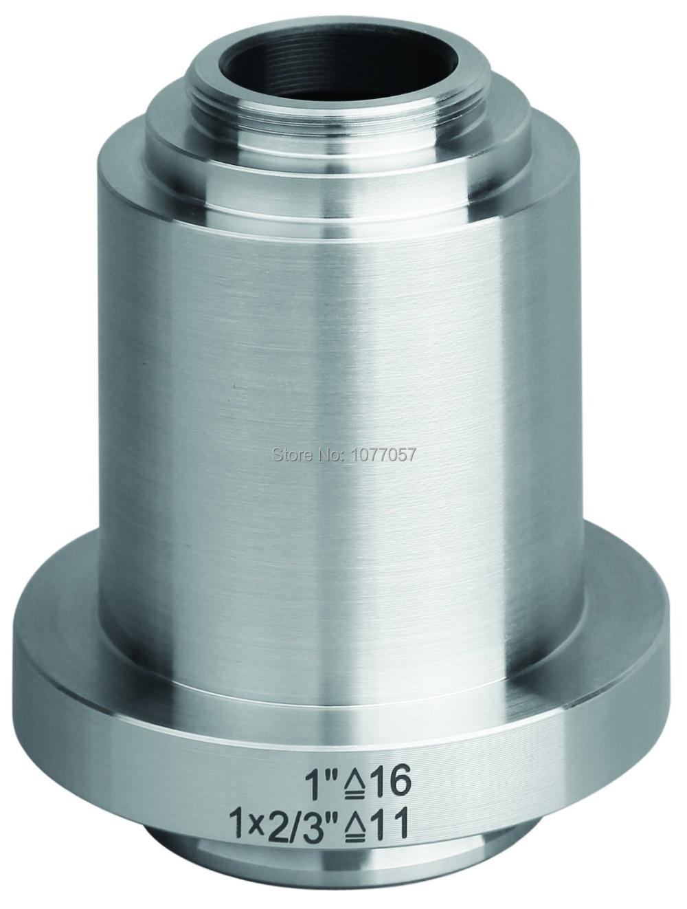 Scientific Microscope C-Mount adapter 1x fitting for Lei-ca Microscope Adapter,LEI-CA microscope C mount TV Adaptor lei cake