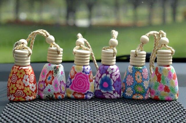 10ml30pcslot Chinesische Stil Leere Fimo Parfüm Flasche Kreative