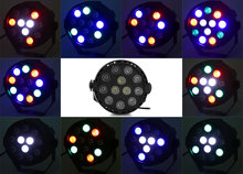 LED Rainbow Party Light