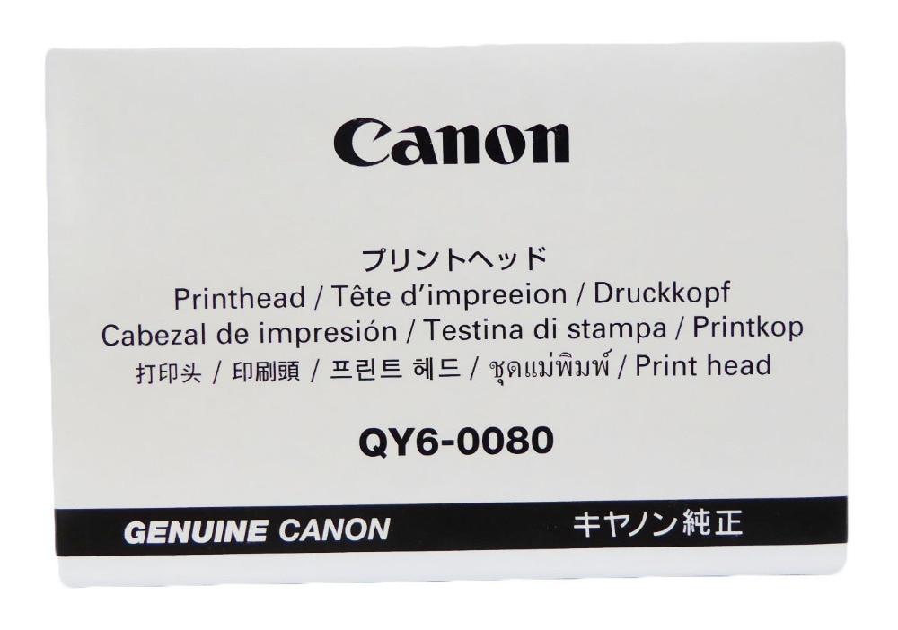 Free Shiping QY6-0080 Print Head for Canon iP4820 iP4850 iX6520 iX6550 MGX-MX785 MGX-MX885 MG5220 MG5250 MG5320 MG5350 Printhead