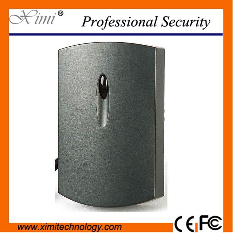 Водонепроницаемый RFID 125 кГц, ID Карточки контроля доступа читателя с Wiegand26 X007