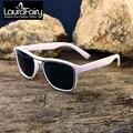 Laura de Hadas Estilo Descuento Grande de La Manera Gafas de Sol de Moda Color Block Wrap Sunglasses UV400 Gafas de Sol 2016