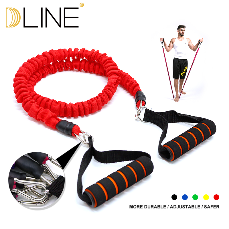 Aliexpress.com : Buy Dline Resistance Bands Yoga Pull Rope