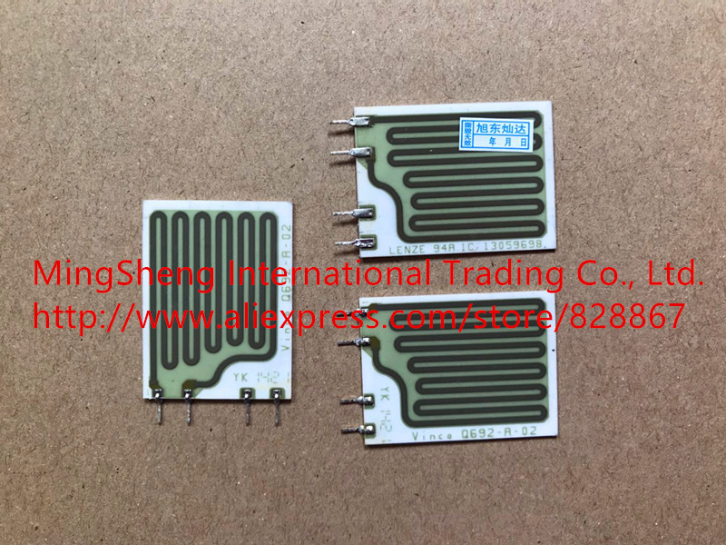 Quality assurance lenze 94A.1C 13059698 Q692-A-02 ceramic precision resistor 1pcs lot cx24156 94a