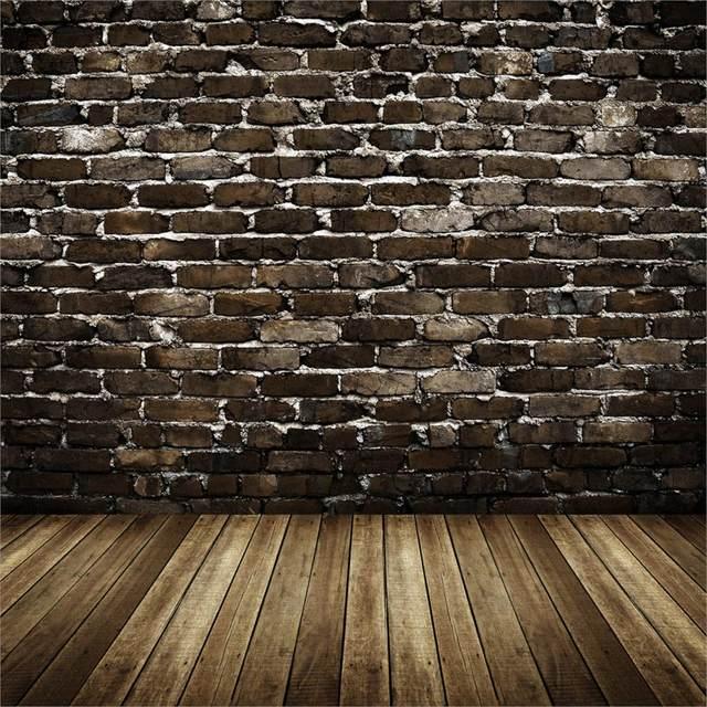 Online Shop Allenjoy Photography Background Wood Floor And Brick