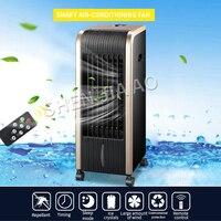 Ventilador de aire acondicionado de calor y ventilador eléctrico de doble uso para el hogar refrigeración de agua aire acondicionado ventilador de refrigeración de agua
