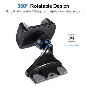 Image 3 - KISSCASE 360 Rotation Schwerkraft Auto Telefon Halter CD Slot Auto Halter Handy Halter Auto Stand Unterstützung Für iPhone X XS MAX XR