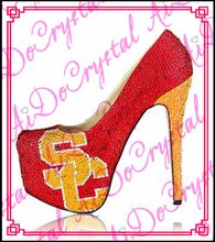 Aidocrystal Custom Made Bling Rhinestone Crystal Stiletto High Heels Women Bride Wedding Shoes Pumps