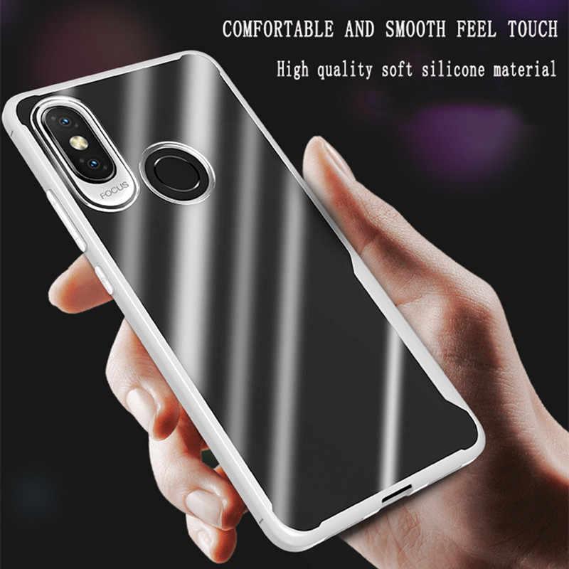 Прозрачный чехол для телефона для Xiaomi 9 8 SE A2 A1 6X 5X Lite полная защита Мягкий ТПУ чехол для телефона Redmi Note 7 6 5 A 4X Pro 6A S2 Y2