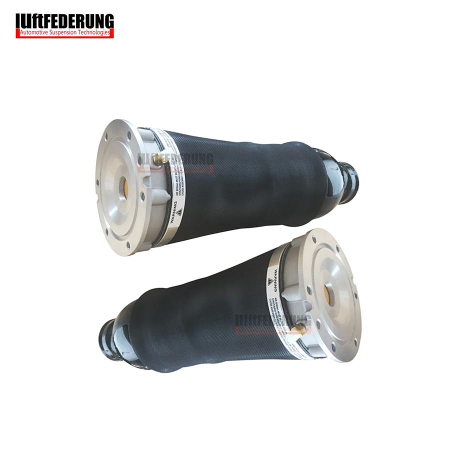 Luftfederung 2 шт. Новый спереди воздуха пружинная подвеска пневматическая Air мешок ремонта Наборы Fit Audi Allroad C5 4Z7616051B 4Z7616051D