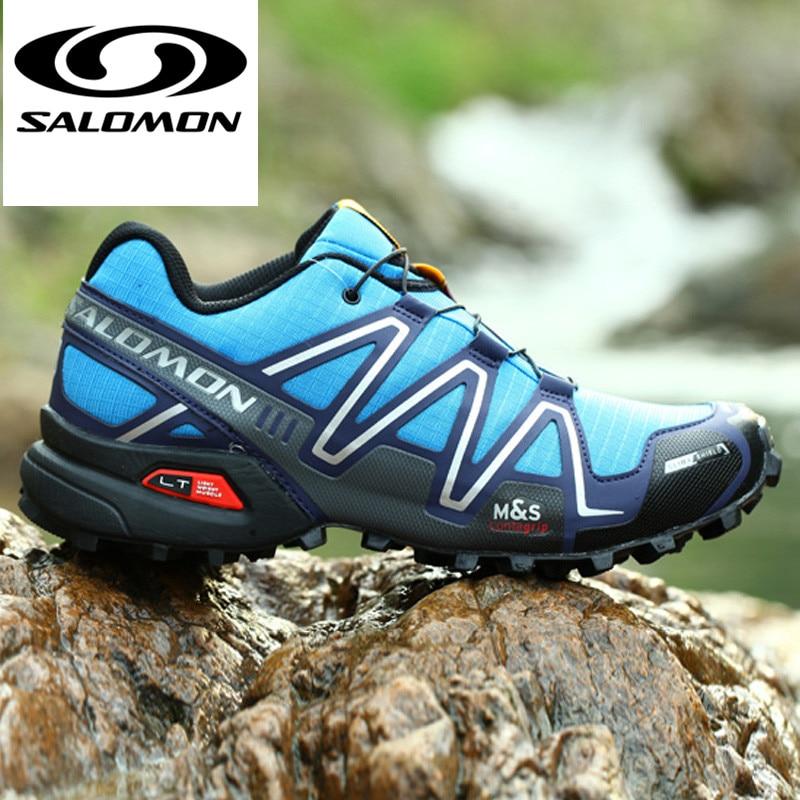Salomon Camouflage Herren Schuhe Schuhe Speed Cross CS III