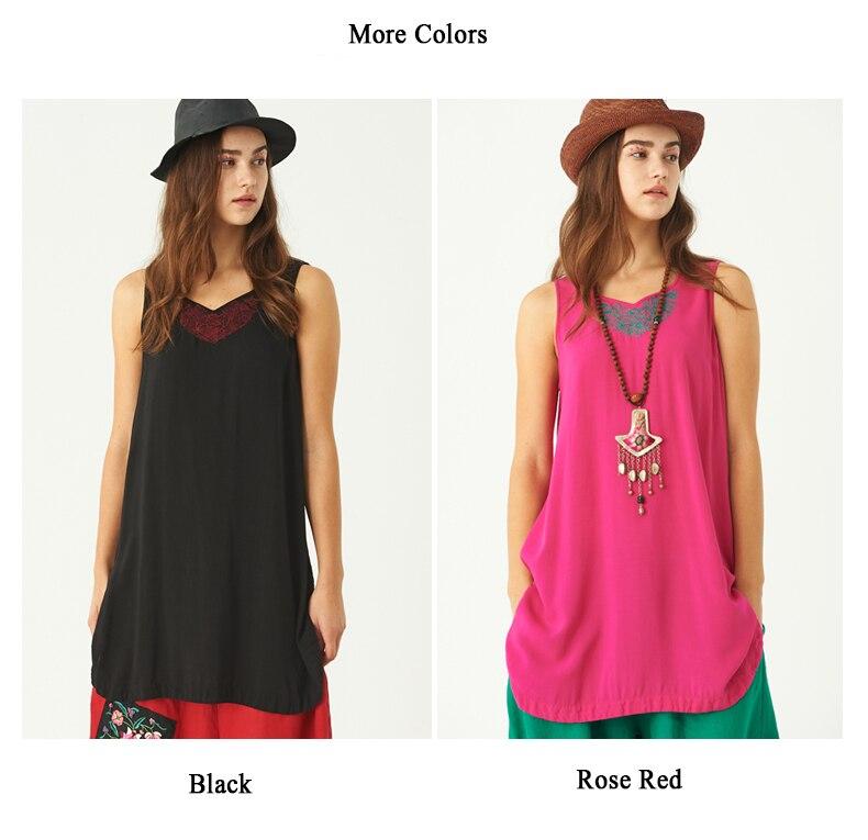 ed7dbf66601 Jiqiuguer Women Original Design Black Summer Sleeveless Shirts ...