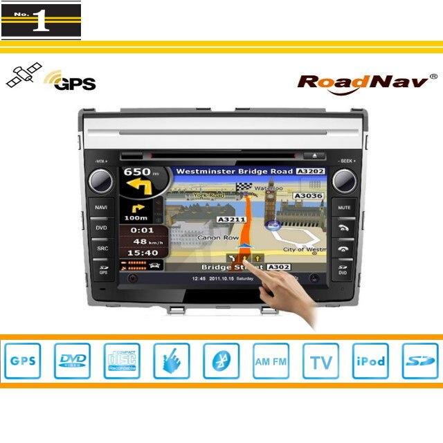 Reproductor de DVD del coche de Navegación GPS Para Mazda MPV 2011 ~ 2013 CD de