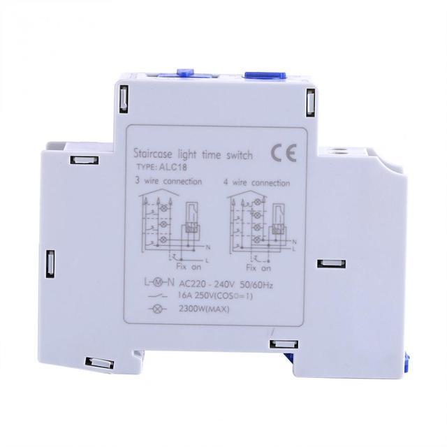 Electric Relay Timer 220 240V AC Mechanical Home Appliance