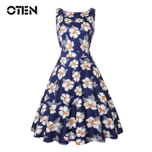 OTEN womens clothing casual summer elegant ladies sleeveless