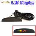 LED Display for Car Parking Sensor Kit Backlight Reverse Backup Monitor System 12V
