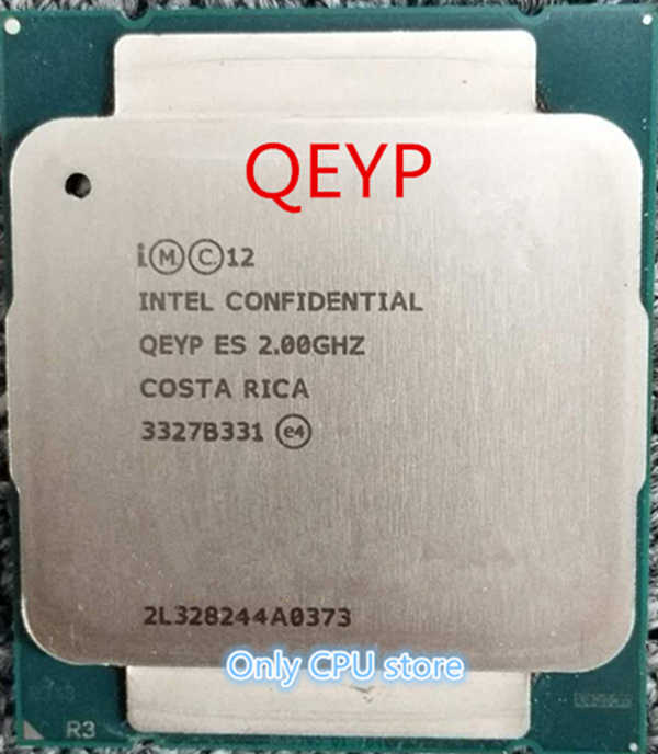 Original Intel Xeon E5-2658V3 QEYP or QEYR ES version 2.00GHZ 30M 12CORE E5-2658 V3 LGA2011-3 E5 2658V3 processor E5 2658 V3