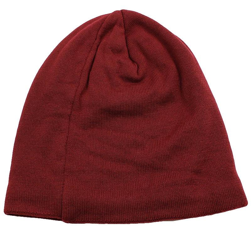LOVINGSHA Faux Fur Warm Baggy тоқылған шляпалар - Киімге арналған аксессуарлар - фото 5