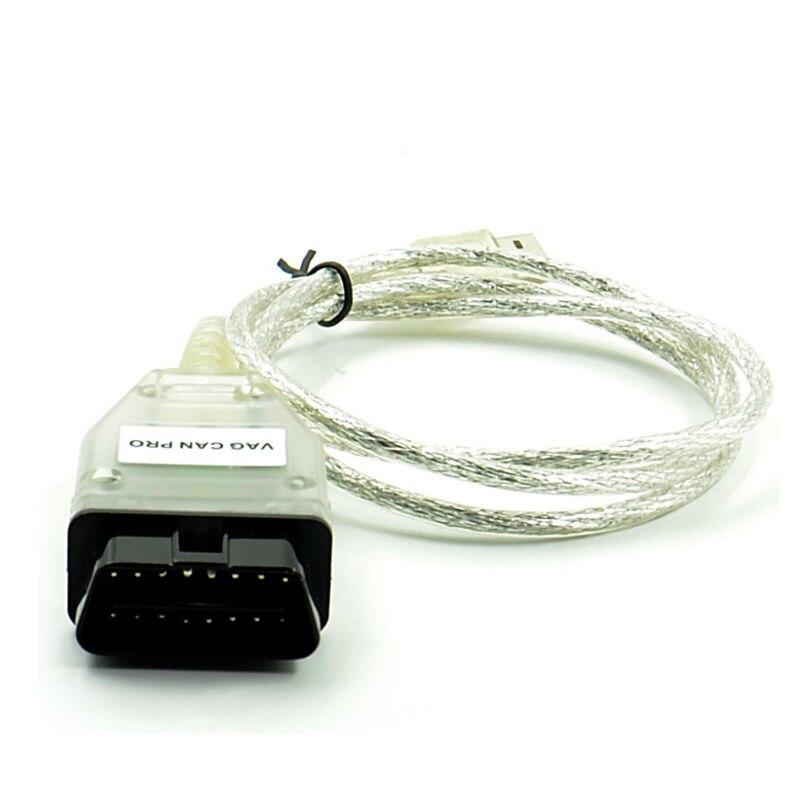 VAG CAN PRO CAN BUS+UDS+K-line S.W Version 5.5.1 VCP Scanner obd 2 car diagnostic scanner tool 4