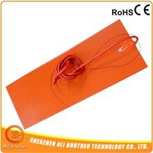 450*140 мм силиконовая лента масляный барабан нагреватель одеяло автомобильный нагреватель Солнечный 110 В силиконовая резина тепло