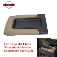 Center Console Armrest Lid Cover For Chevrolet Chevy Silverado 1500 2500 3500 GMC Sierra Yukon Cadillac PDK679