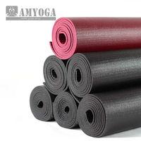Prolite mat 4mm grubości ekologiczny wysokiej gęstości mata do jogi, Gumowa mata do jogi darmowa wysyłka