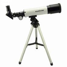 Visionking 360x50mm monokularowy teleskop astronomiczny lornetka dla dzieci 18×90 x astronomia powiększenie teleskopu