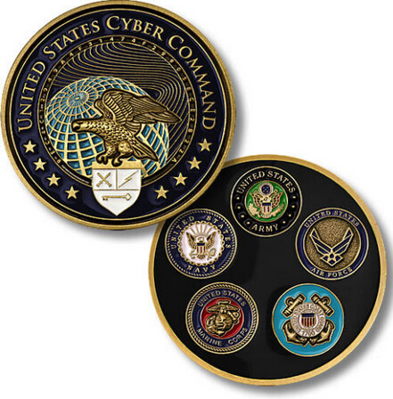 Wholesale And Retail U S Armed Forces Challenge Coin Hot