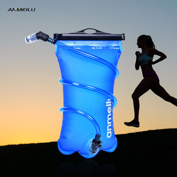 ANMEILU Water Bag 2L Water Bladder Bag Food Grade TPU Outdoor Sports Camping Cycling Water Pack Hydration Bladder Bag
