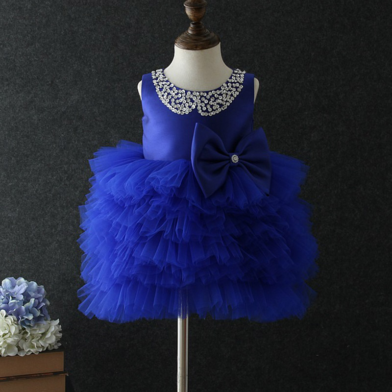 Flowers   children princesses wedding parties bridal tuxedo baby birthday banquet stage performance holiday party   dress  .