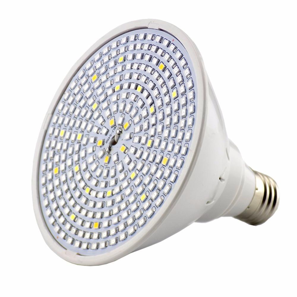 290 LED Grow Light Bulb Full Spectrum For Flower Bloom Hydroponics Plant P7L7