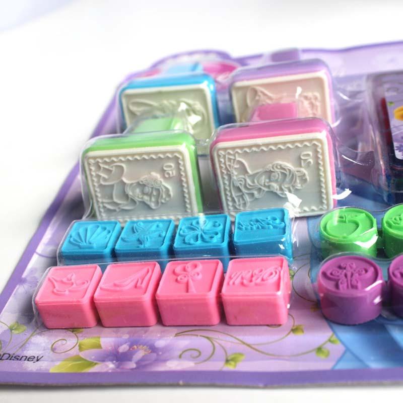 10//20PCS Set Christmas Self Inking Stamper*Cartoon Style*Crafts*Stampers