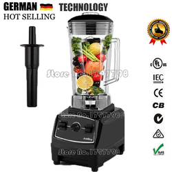 Bpa free 3hp 2200w heavy duty commercial blender mixer juicer high power food processor ice smoothie.jpg 250x250