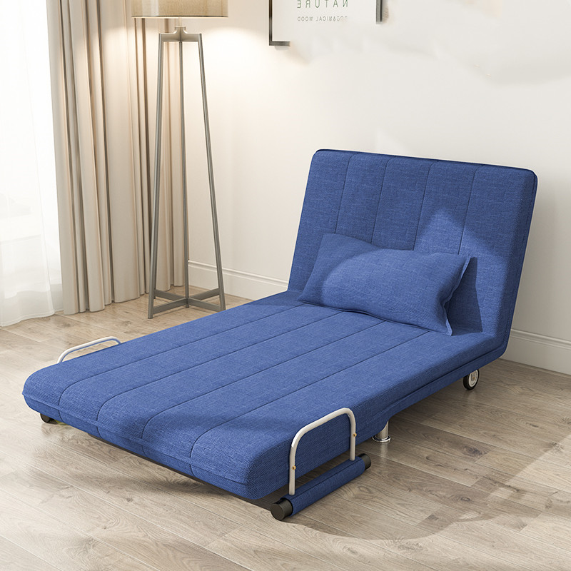 US $328.0  58cm Folding Floor Sofa Bed Single Person Office Adult Nap  Simple Sleeper Sofa Bed Modern Couch Chair Bed For Living Room-in Living  Room ...