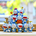brinquedos 12 pcs /lot Viking duo a dream doll jingle cats Gallery DIY Landscaping Action Figure doll Toy funko pop toy