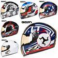 Marca Beon B500 ilha de man TT motocicleta moto motos motocross Capacete integral Casque Casco Capacete motocicleta capacetes