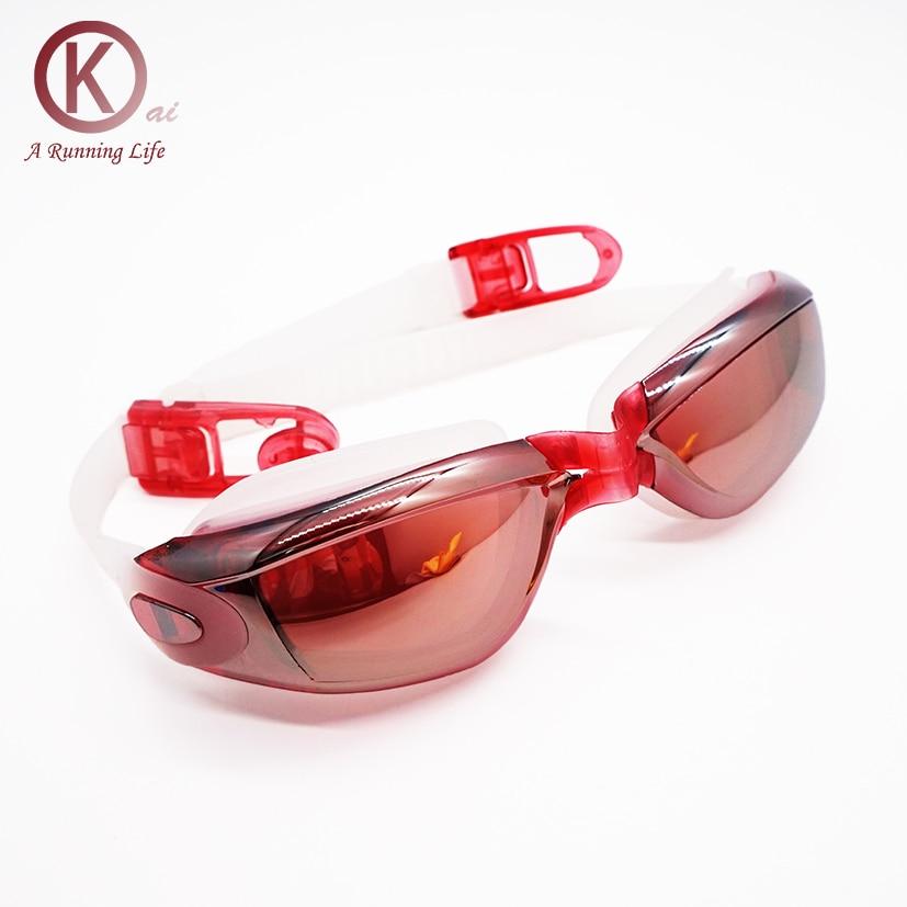 Kvalitatīvi peldēšanas brilles Ūdensnecaurlaidīgs pret miglas - Sporta apģērbs un aksesuāri