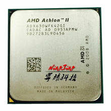 Amd athlon ii X4 630 2.8 GHz Quad-Core procesor cpu ADX630WFK42GI gniazdo AM3(China)