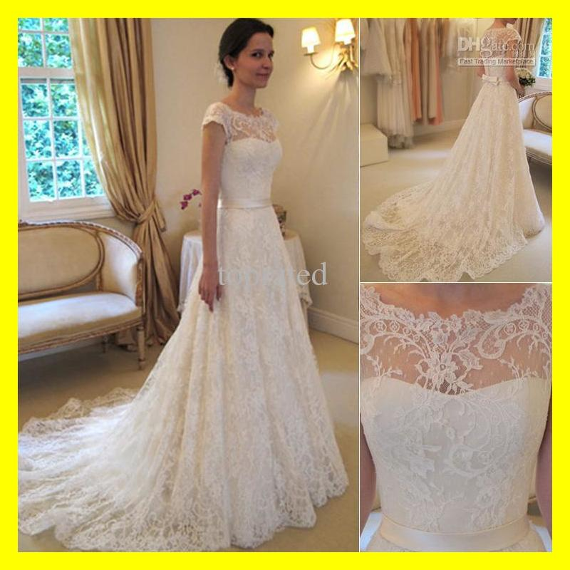 Off White Wedding Dresses Grecian Dress Beach Gold Casual Plus Size A Line Floor Length Sweep Brush Tra 2017 Free Shipping In From