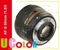 New Nikon Nikkor AF-S 50mm f/1.8G F1.8 G Lens