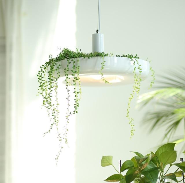 Nordic Plant Pendant Light