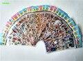 HAPPYXUAN 50 hojas/lot 2016 Personajes de Dibujos Animados Caliente Puffy Stickers Niños Juguetes Clásicos para Niños