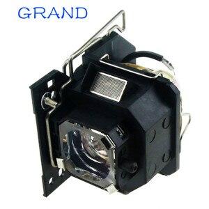 Image 5 - Ersatz Projektor lampe mit gehäuse RLC 027 HS150KW09 2E für VIEWSONIC PJ358 mit 180 Tage Garantie happybate