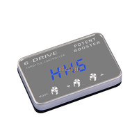 Potent Booster II 6 Drive Electronic Throttle Controller Ultra Thin TS 803 Case For Ford FOCUS
