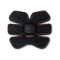 EMS Muscle Stimulator Abdominal Training Device ABS
