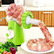 Multifunction Meat Grinder Stainless Steel Blade Household Cooking Machine Mincer Sausage Machine Kitchen Tools